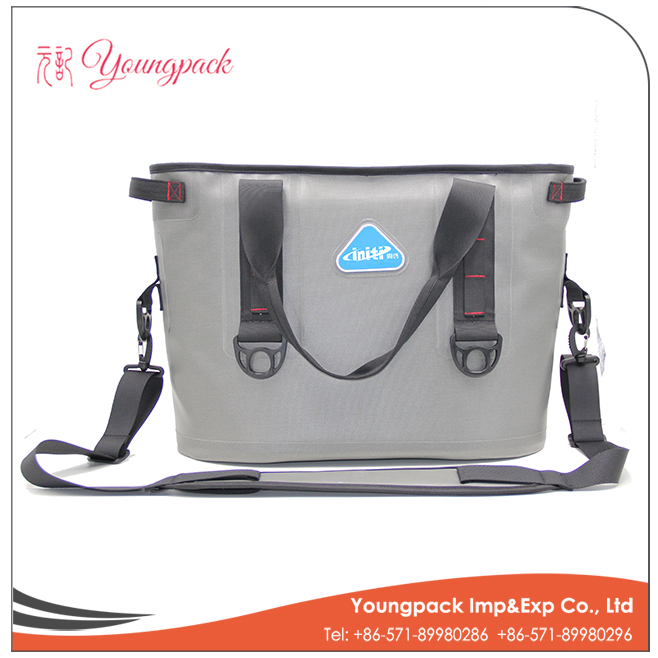 High quliaty 840D TPU softsided special flexible waterproof cooler bag