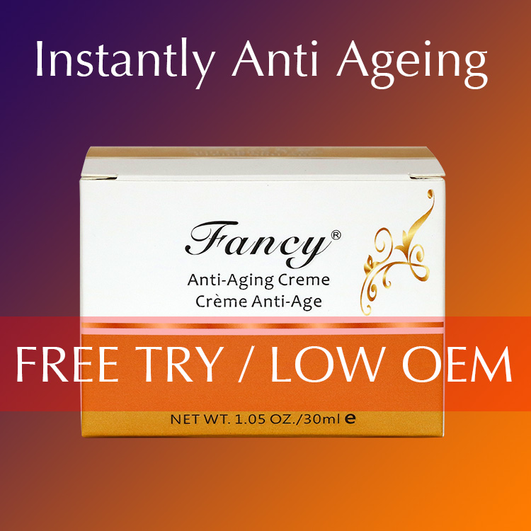 Really good Fancy anti aging cream wholesale/anti-wrinkle lotion/night cream