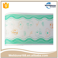 Breathable waterproof plastic back sheet pe film for adult diaper