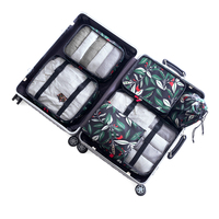 New Original Design Travelling Luggage Set, 6pcs Travel Organizer Bag Set