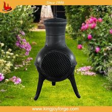 Popular garden outdoor copper chiminea