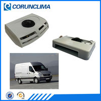 Electric rooftop mini van truck air conditioners for sale