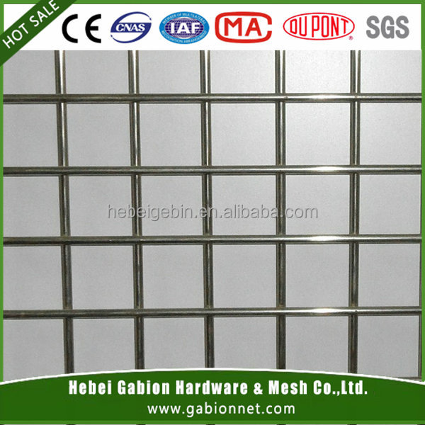 2'' , stainless steel welded wire mesh