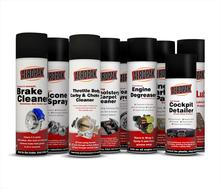 Aeropak Automotive Car Care Products Car Cleaners