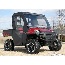 UTV Full Cab Enclosure with Hard Windshield for Polaris Ranger 4x4 XP HD Commercial