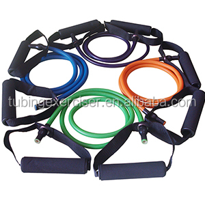 Resistance Band Type Gym yoga stretch tubing