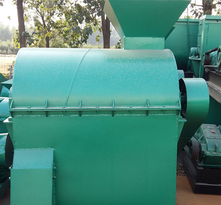 Grinding Equipment Fertilizer : Organic fertilizer crusher cow dung mill manure grinder