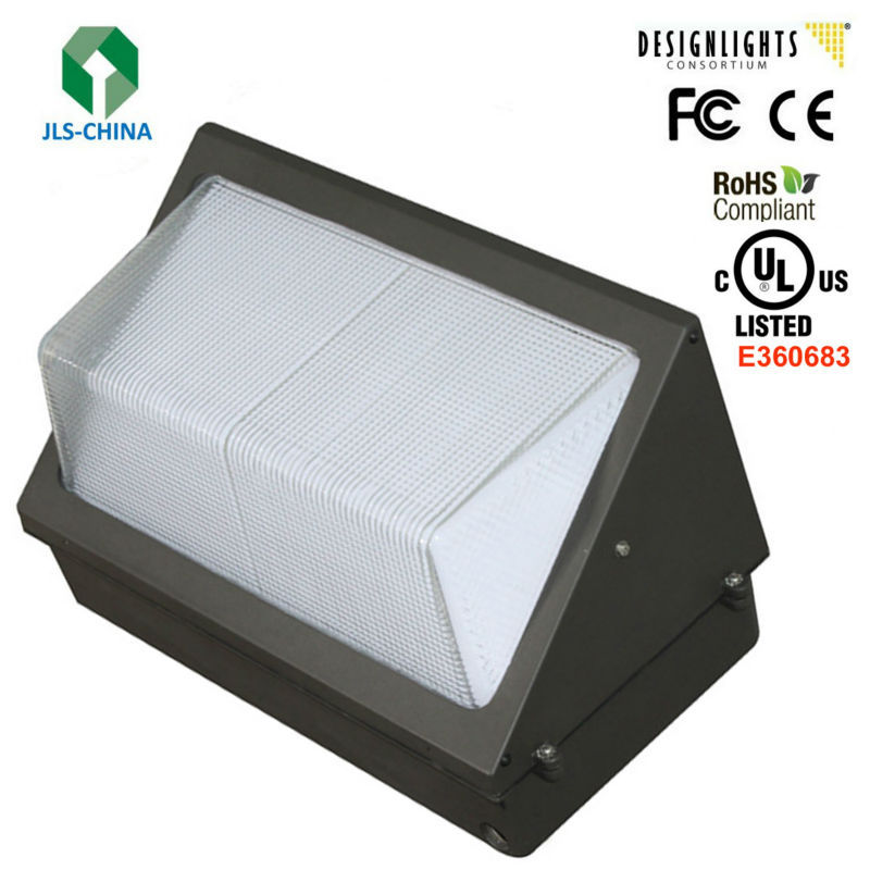 Led Wall Pack Outdoor Commecial Led Lighting UL DLC 5 Years Warrany