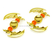 2017 Hot sale figet spinner toys hand spinner with608 bearing