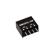 Smu01l-05 <strong>1W</strong> 5V to 5V non-stabilized single circuit output of Taiwanese Meanwell dc-dc <strong>module</strong> power supply