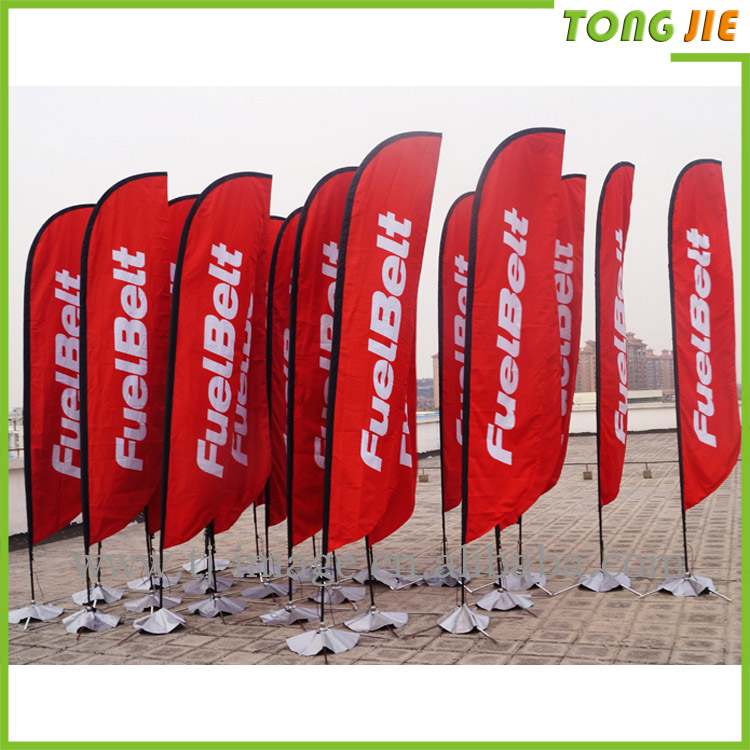 decorative advertising promotion cheap flags and banners
