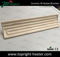 245x60MM 650W without thermocouple heating element ceramic heater