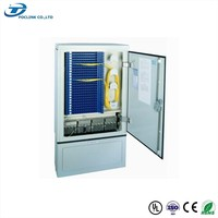 Telecommunication Equipment 288 Core Ftth Cabinet