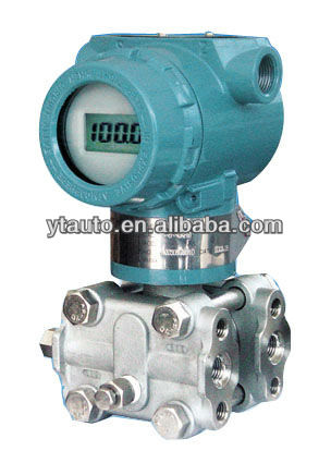 China Manufacture Of Intelligent Gage Pressure Transmitter Used In Petrolum Factory