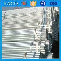 professional manufacturing 19.05mm bs31 galvanized conduit q195 round steel hollow section