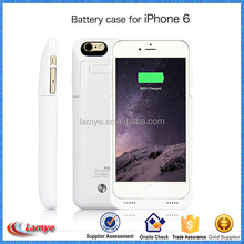 3200mAh Power Bank Battery Case for iPhone 6S, for iPhone 6S Battery Case MFI