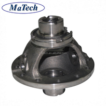 China Foundry Custom Made Ductile Cast Iron Auto Parts