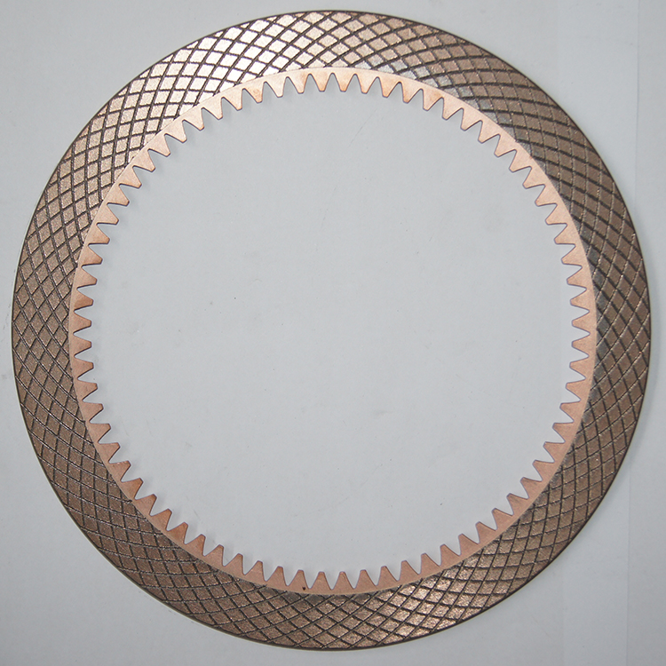 2017 sintered friction disc with long life