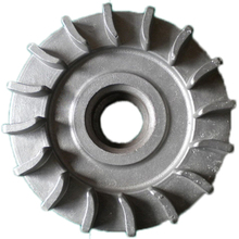 high power condition rubber impeller electric motor impeller