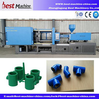 Plastic PVC Pipe Fitting Injection Molding Manufacturing Machine