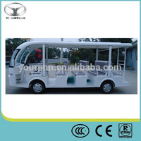 battery operated sightseeing bus, tourist bus