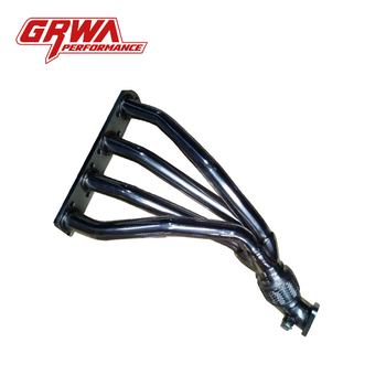 Grwa Performance Stainless Steel Manifold Header For Mini Cooper