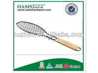 China Fish Iron Barbecue Grill Wire Mesh