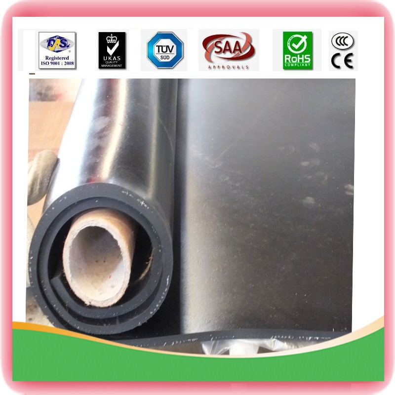 Factory Sale Various Widely Used Industrial Insertion Rubber SHeet
