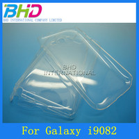 Ultra thin Frosted plastic Clear Case for Samsung Galaxy Grand Duos i9082 i9080