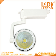 high brigntness 20w 30w adjustable beam led museum track light spot