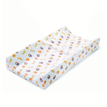 Factory Direct Sale Customized Infant Changing Pad Contoured Station Baby Changing Table Cover