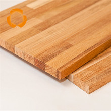 china manufacturer rubber wood finger joint laminated board