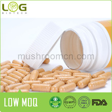 Herbal Supplement For Anti-fatigue Cordyceps Mushroom Fungi Powder Capsule