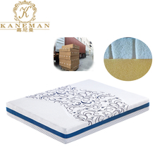 Cheapest Queen Size Orthopedic Latex Mattress Factory Wholesale