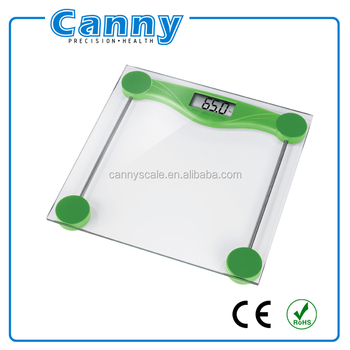 factory cheap 180kg glass digital bathroom weight scale