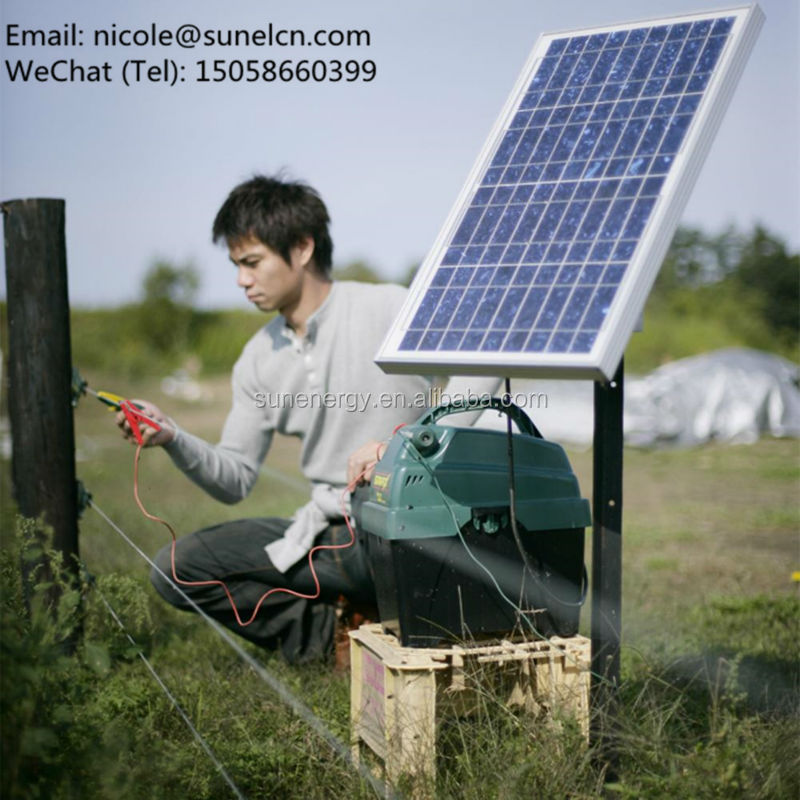 260w solar pannel kit with inverter