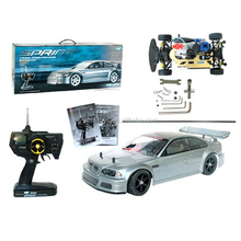 1:10 Scale 4 Wheel Drive RC Nitro Gas Cars for Sale