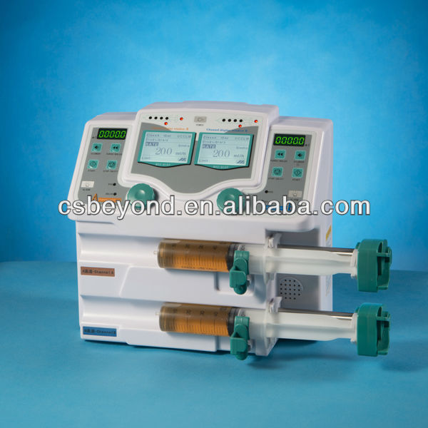 Medical equipment/Double Channel Syringe Pumps
