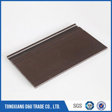 Low price silent underlays baseboard pvc skirting board