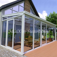 New technology product in china Customized Roof Alumium low price Sunroom for sale