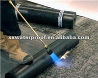 Polyester And Fiberglass Reinforcement Outdoor Roofing Waterproof Material SBS Roll