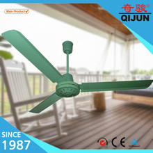 Classic Style Green Color 48/56inch Vietnam Ceiling Fan Breeze Ceiling Fan with Blac Ceiling Fan Motor