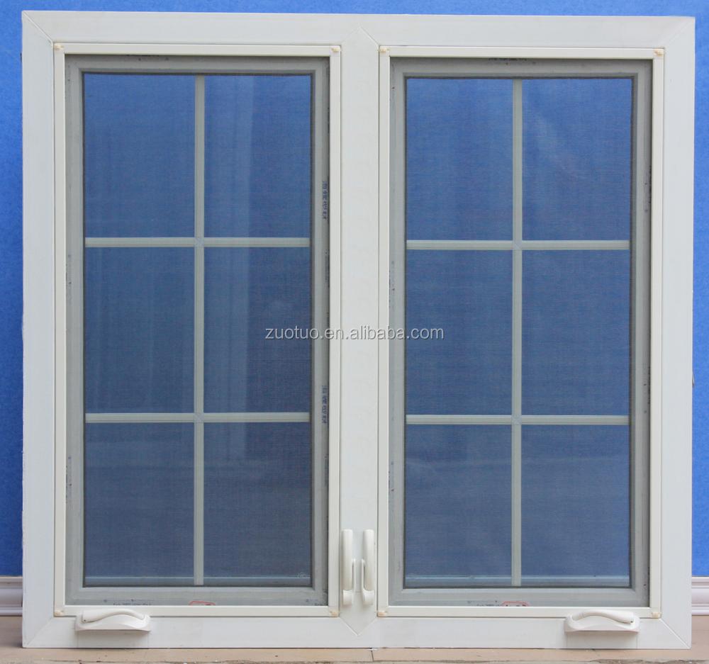 Pvc hurricane impact casement window buy hurricane for Buy casement windows