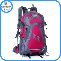 Medium Travel Hiking Walking Rucksack Rain Cover Backpack 40L Bag
