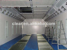 Industrial Home Car Spray Booth Paint Booth Heaters