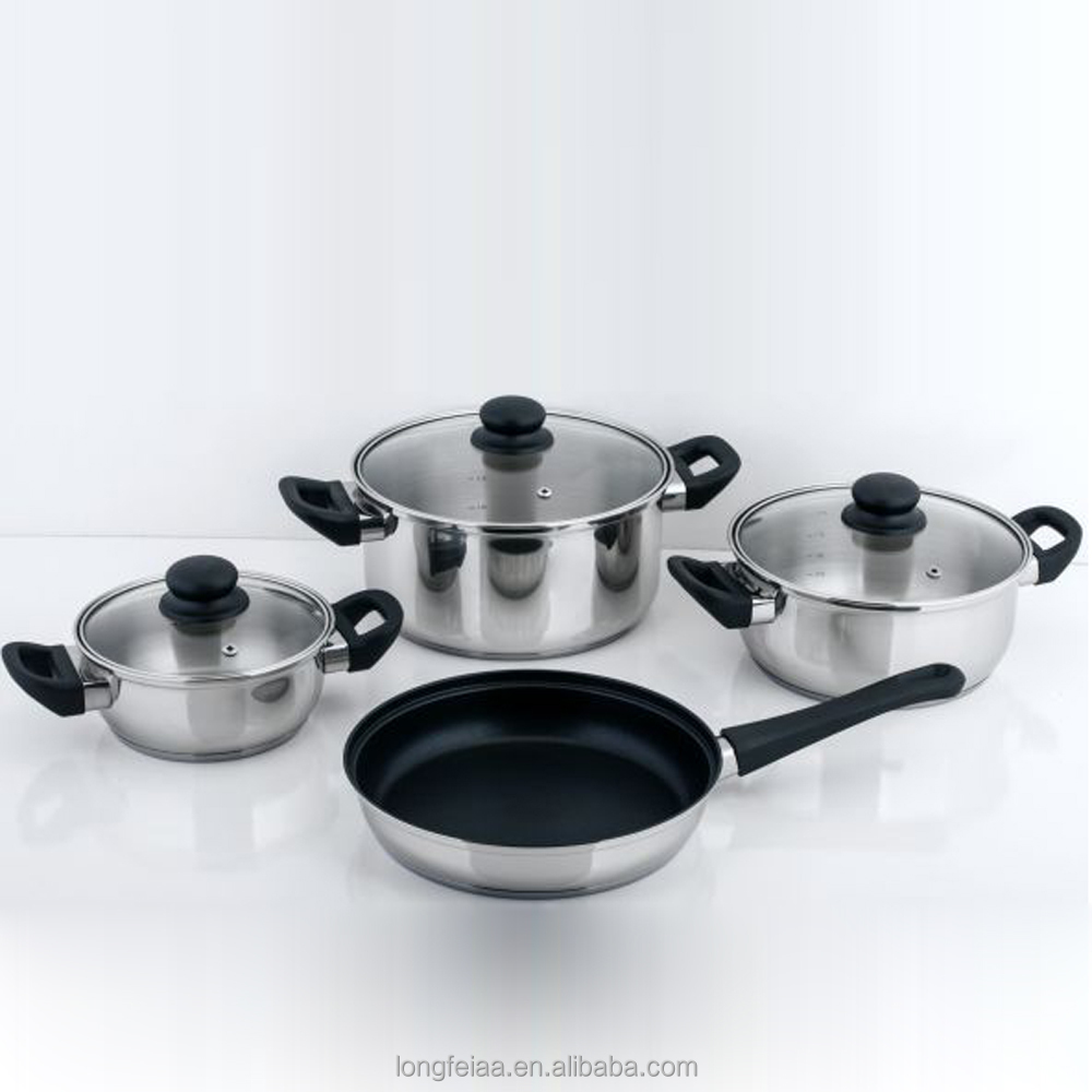 Wholesale oem stainless steel cookware - Online Buy Best oem ...