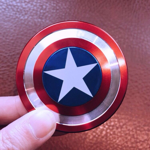 captain america 608 bearings bulk fidget spinner