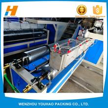Hot selling air bubble film extruder with different size