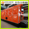 Made in China 1 ton 2 ton 4 ton Wood Coal fired Steam Boiler for Greenhouse