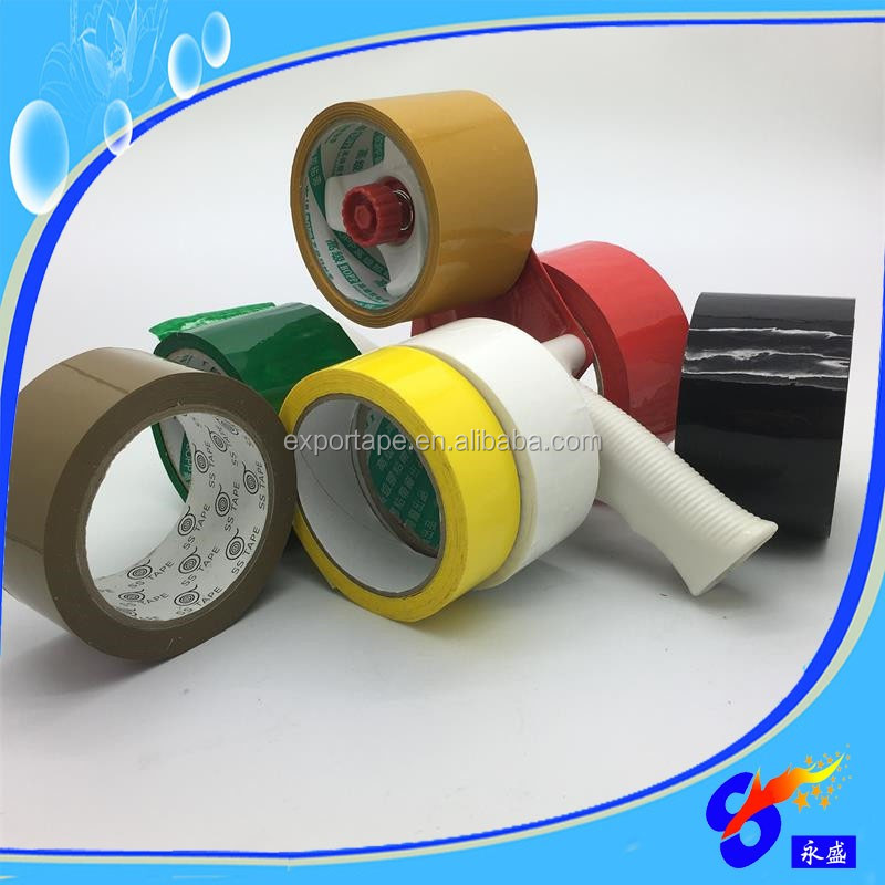 Colorful packing adhesive box tape 2 x 55 ydx 1.8 mil